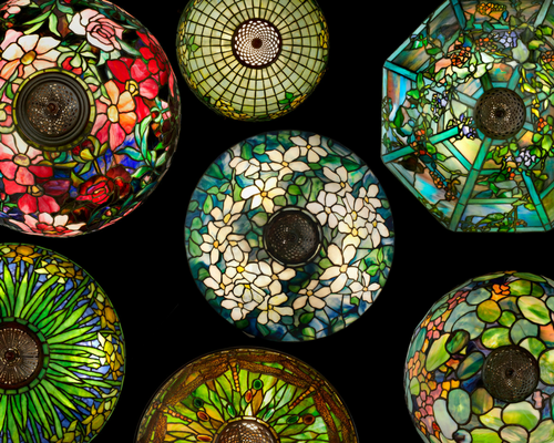 Louis Comfort Tiffany Treasures From The Driehaus